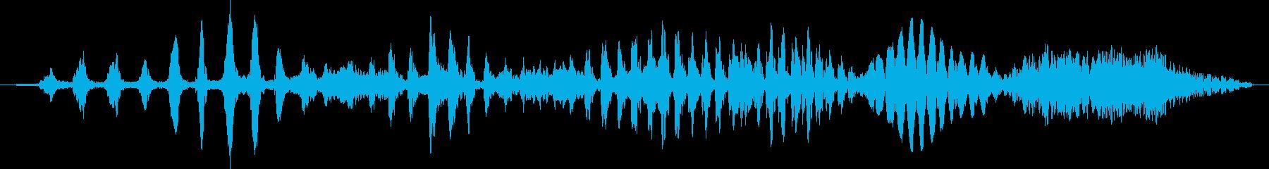 宇宙コンピューターの低効率データ処...の再生済みの波形