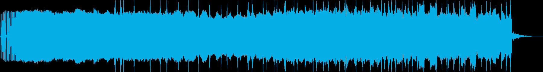 【ライザー】ピューンッッッ!!! 長尺の再生済みの波形