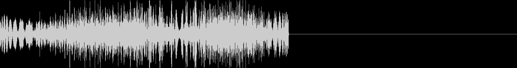 DJプレイ スクラッチ・ノイズ 314の未再生の波形