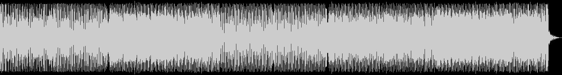 キラキラ。アパレル。ディスコ。の未再生の波形