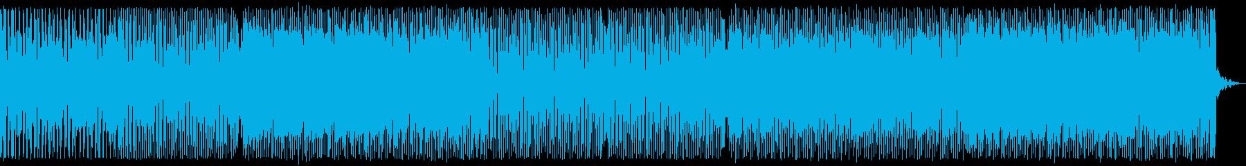 キラキラ。アパレル。ディスコ。の再生済みの波形