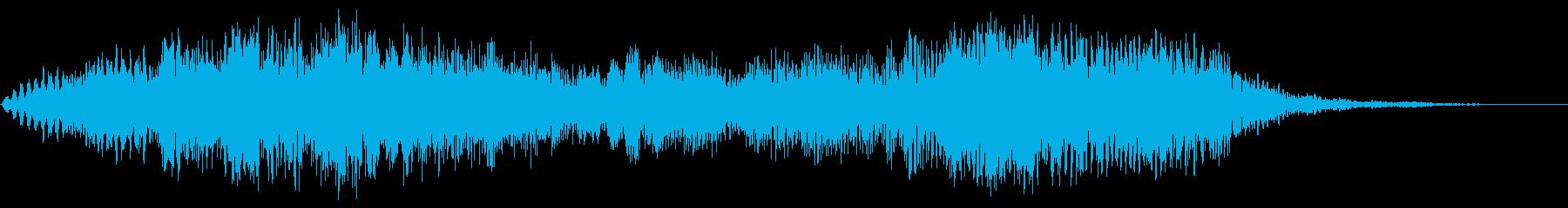 ルルルルルールルルル(なだらかな抑揚)の再生済みの波形