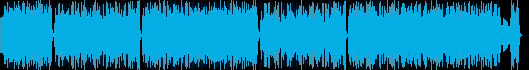 世界 楽しげ ピアノ スパニッシュ...の再生済みの波形