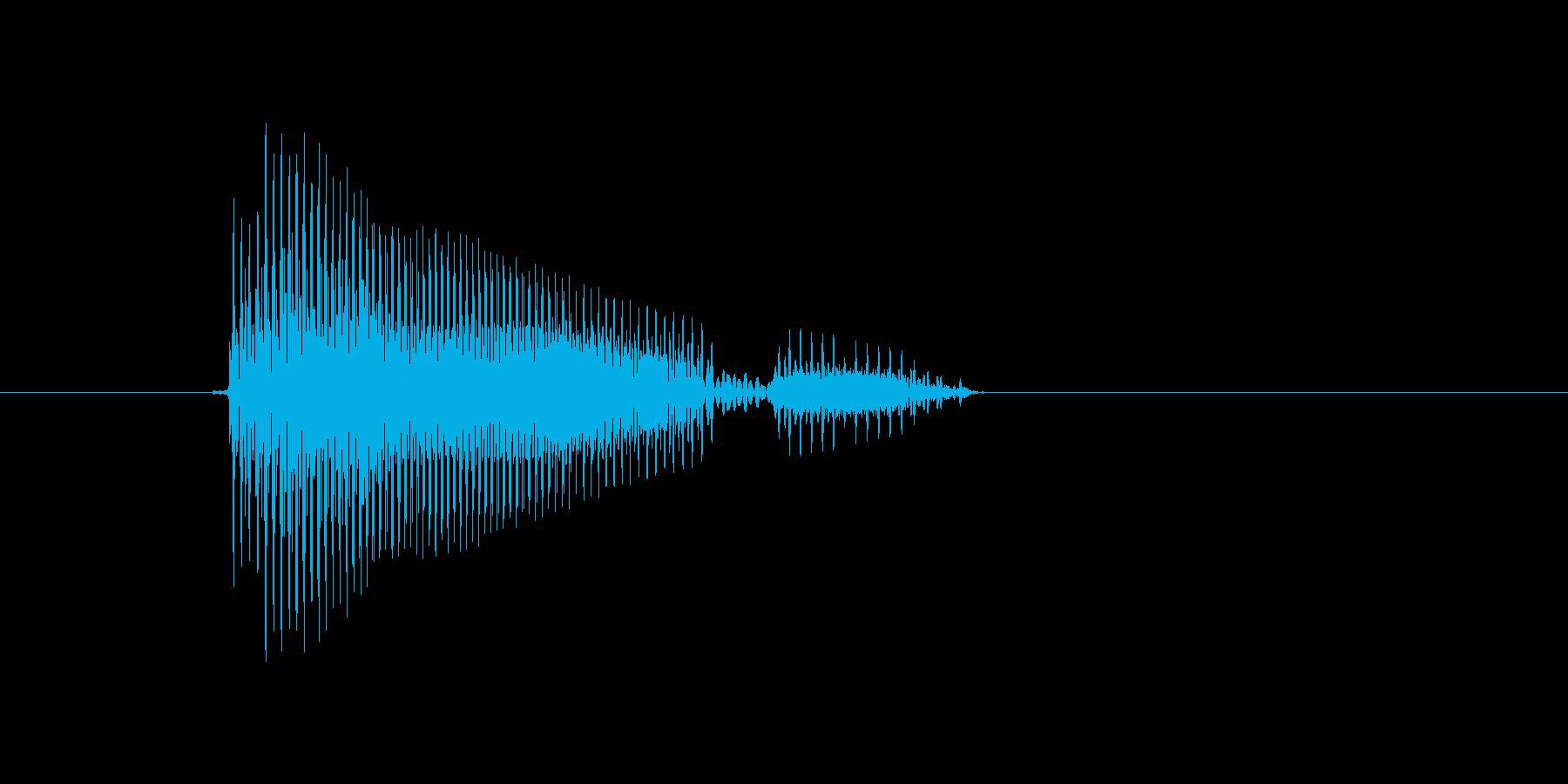 r,R,R(アール)の再生済みの波形