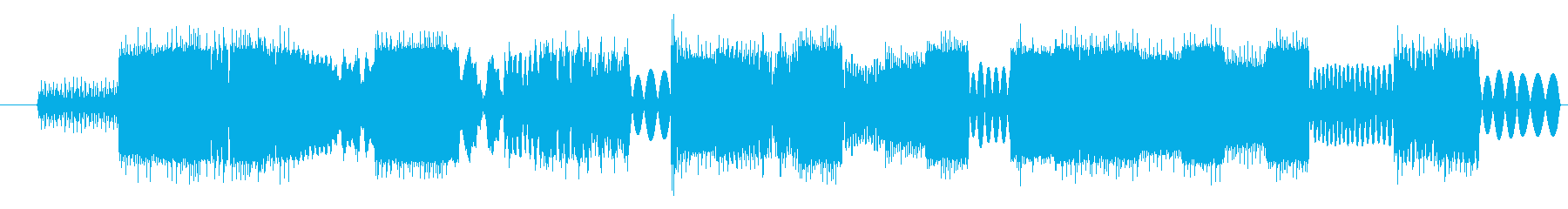 FX 作業ロボット02の再生済みの波形