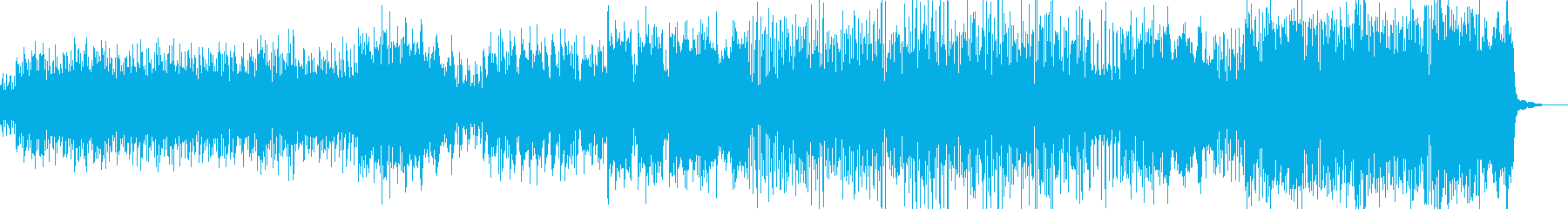 不気味可愛いハロウィン調 ドラム有 Bの再生済みの波形