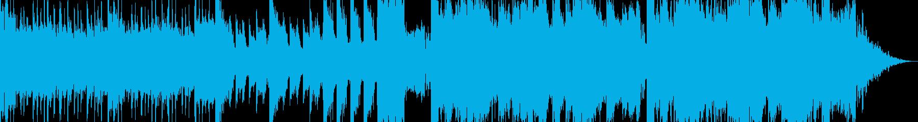 【EDM】エネルギッシュ・鼓舞_02の再生済みの波形