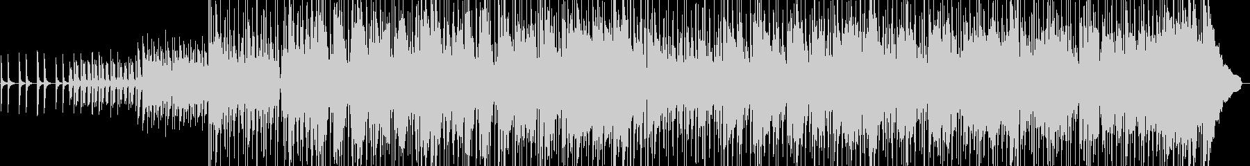 現代的なジャズファンクトラック。ラ...の未再生の波形