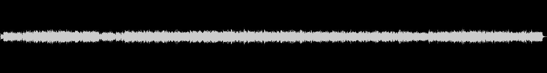 子供の放課後の雰囲気のアコーディオンの曲の未再生の波形