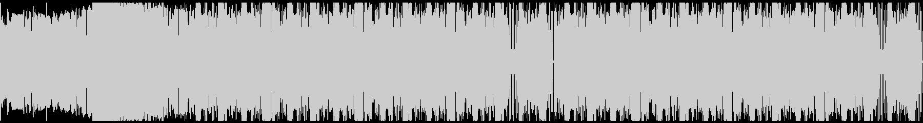 【ド派手なシンセサウンド/ダブステップ】の未再生の波形