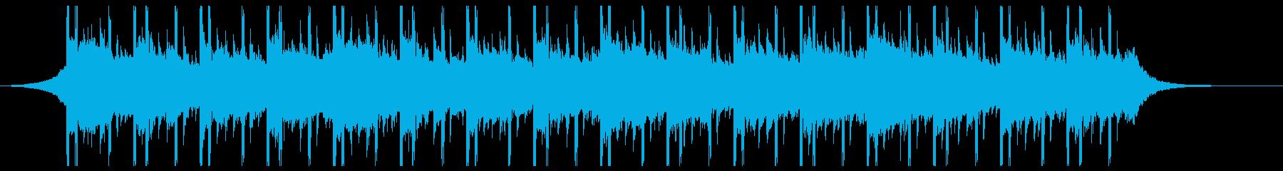 背景技術(ショート)の再生済みの波形