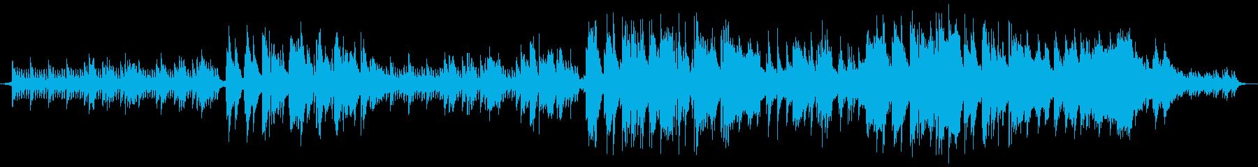 英語/女性ボーカル/生録/ヒーリングの再生済みの波形