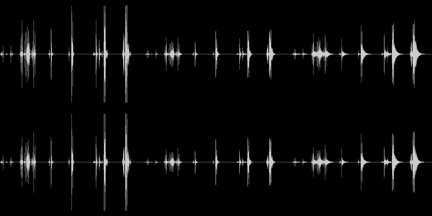 EARTHNWARE JARS、O...の未再生の波形
