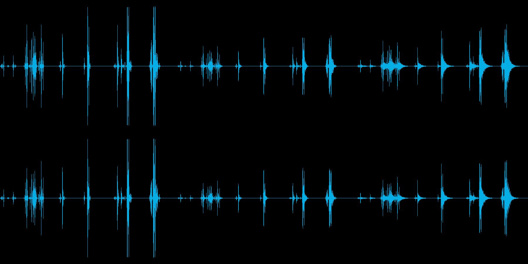 EARTHNWARE JARS、O...の再生済みの波形