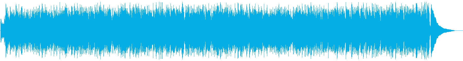 Sometimes it feels like a southern country's reproduced waveform
