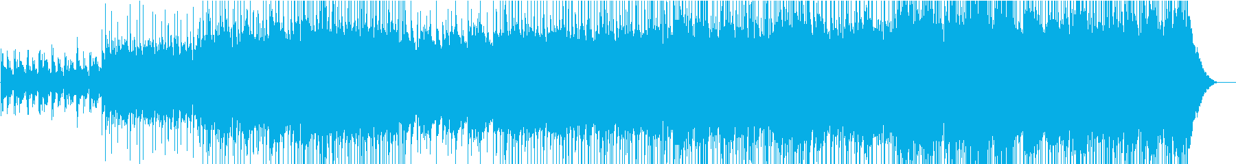 ポップロックインストゥルメンタル。...の再生済みの波形