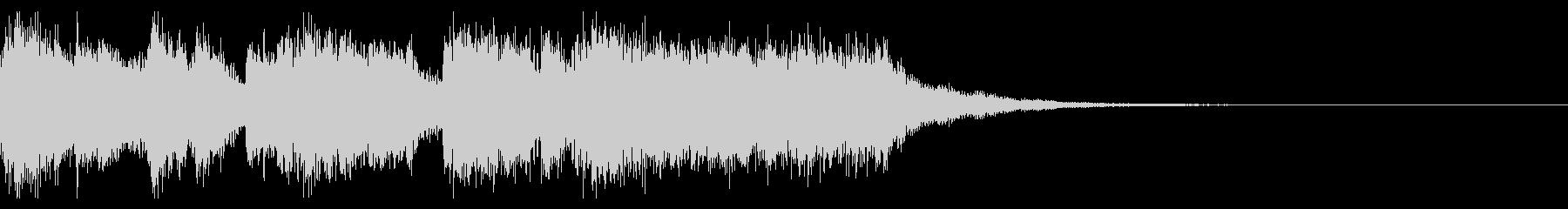 ファンファーレ_03の未再生の波形
