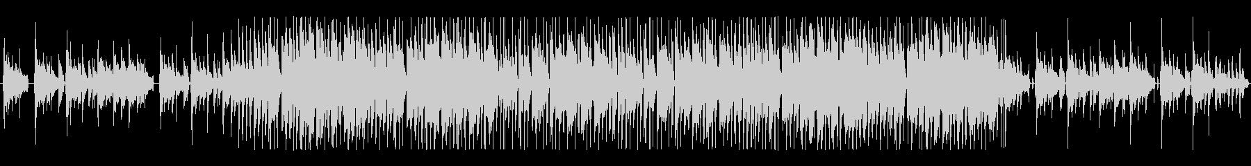 ループ/切ない雰囲気のシティポップの未再生の波形