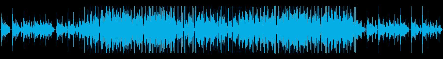 ループ/切ない雰囲気のシティポップの再生済みの波形