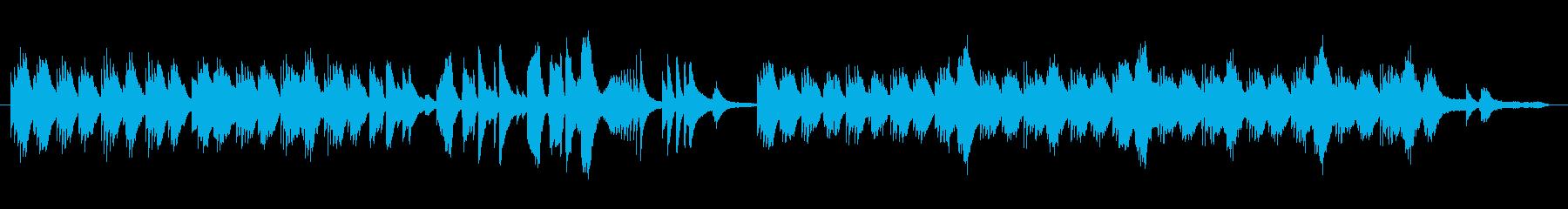 この曲は、生きてきた中で、とてもとても…の再生済みの波形
