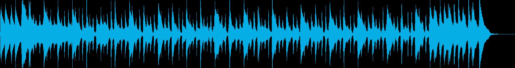 サンバ!Samba2 カーニバル!笛!の再生済みの波形