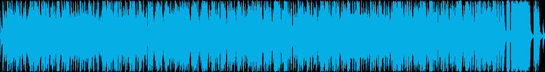 ロシアの民謡風のイメージです。の再生済みの波形