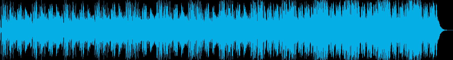 EDM 今風ダンスです。の再生済みの波形