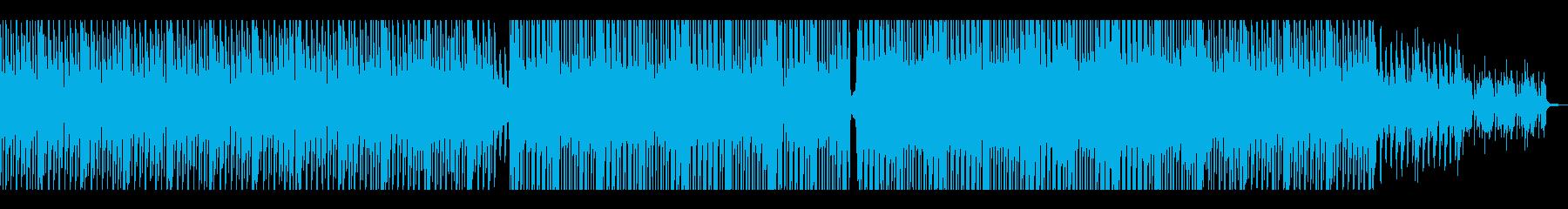 【短いVer2】80年代風テクノポップの再生済みの波形