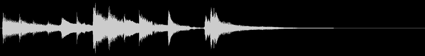 ★アコギ34/チルアウト、ソロ、生音の未再生の波形