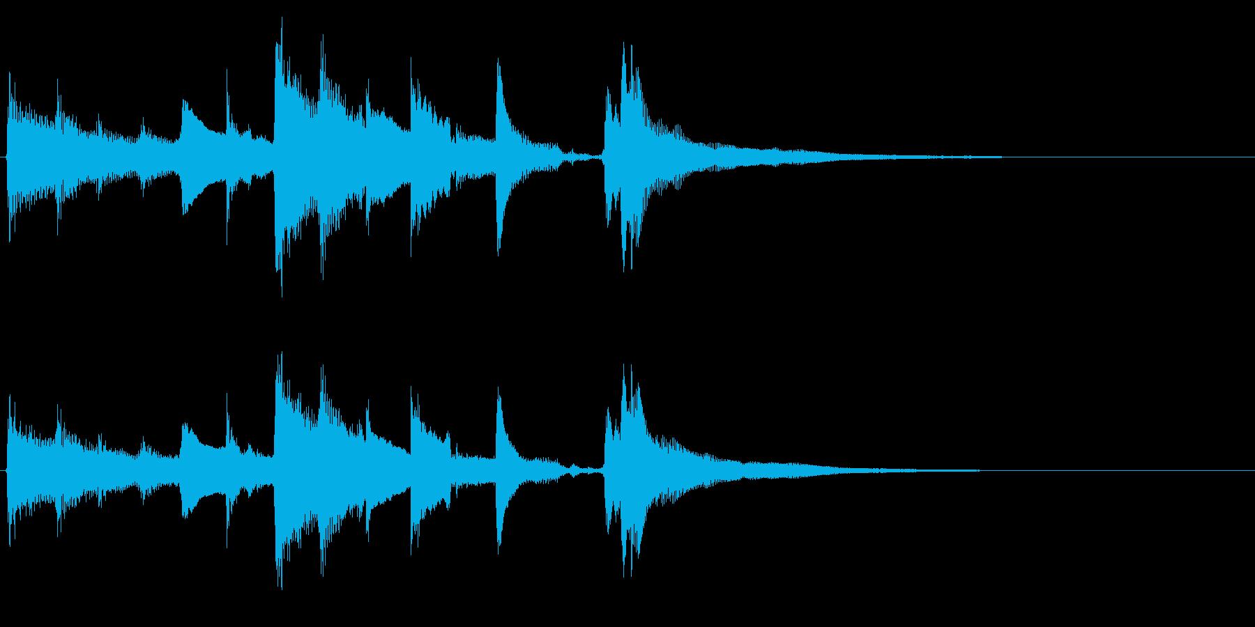 ★アコギ34/チルアウト、ソロ、生音の再生済みの波形