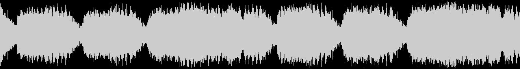 シーン・魔王・ループ・オーケストラの未再生の波形