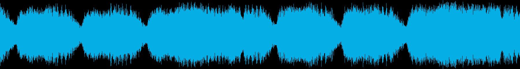 シーン・魔王・ループ・オーケストラの再生済みの波形