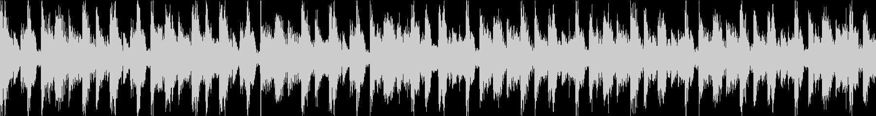 ニュース ドキュメント ループの未再生の波形
