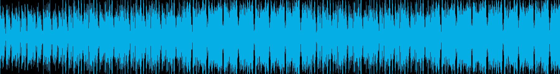 【ノリノリなアコギロック】の再生済みの波形