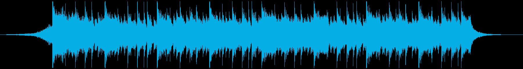 和風アコースティックポップ/コーラスの再生済みの波形