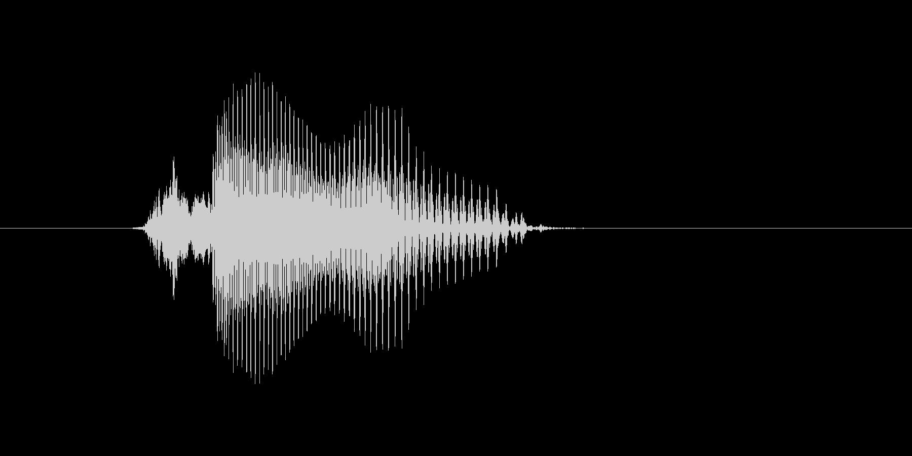 t,T,T(ティー)の未再生の波形