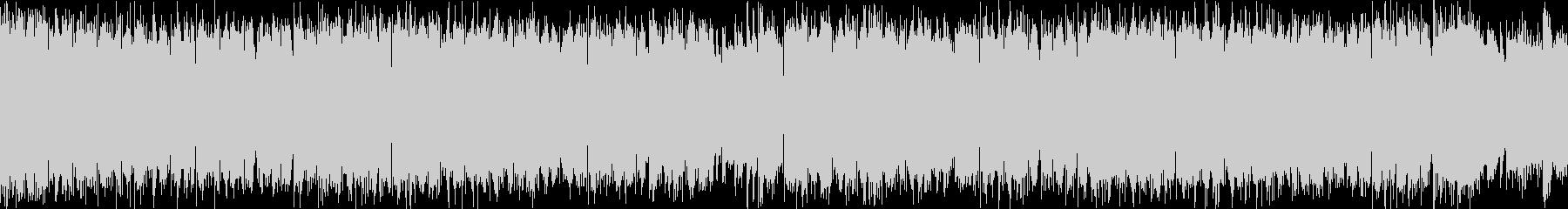 ポップで爽やかなEDM(30秒ループ)の未再生の波形