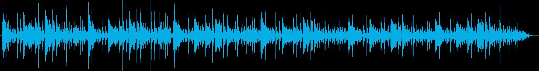 バッハ メヌエット アコギ独奏 結婚式の再生済みの波形