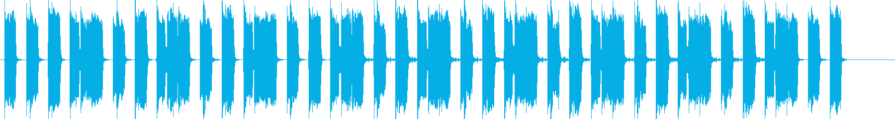 vlog・まったり・夜・おやすみBGMの再生済みの波形