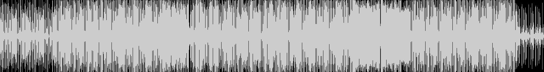日常系かわいいFUNKの未再生の波形