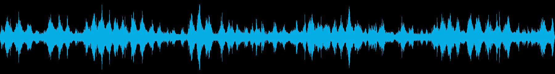 【四国最東端】パワースポット近くの波音の再生済みの波形