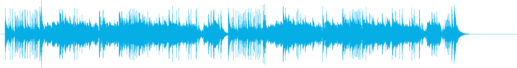 Neo China Music Style's reproduced waveform