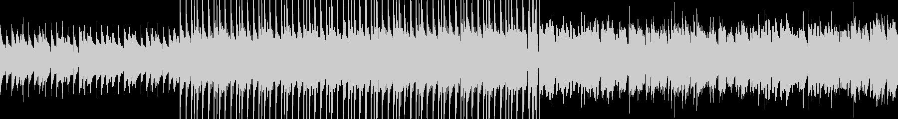 【ループ】ワイルド・ローテンポなロックの未再生の波形