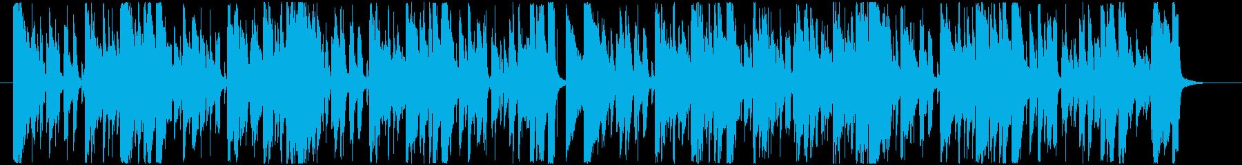 レゲエ スカし カントリー アクテ...の再生済みの波形