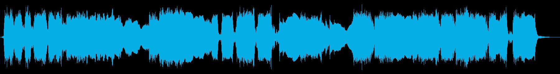 エレクトリックギター:チューニング...の再生済みの波形