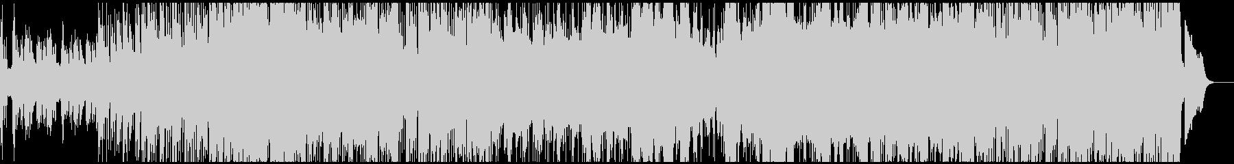 ファンタジー都市BGM(民族調)の未再生の波形