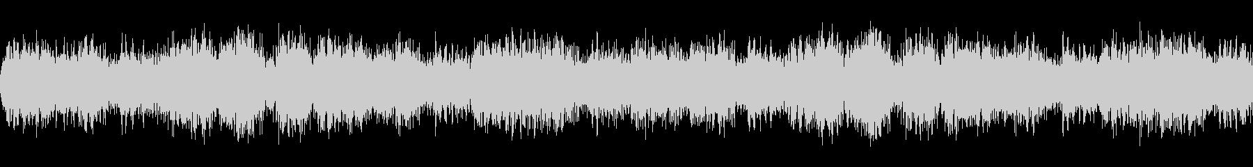緊迫 緊急 オーケストラ2 ループの未再生の波形