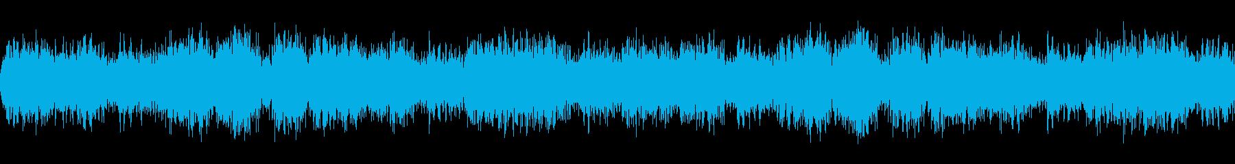 緊迫 緊急 オーケストラ2 ループの再生済みの波形