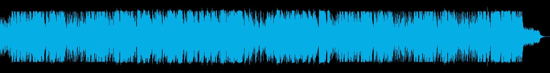 動画 アクション 技術的な 説明的...の再生済みの波形