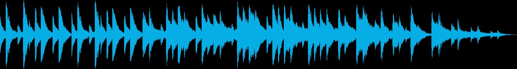 動画 感情的 静か ハイテク 気分...の再生済みの波形